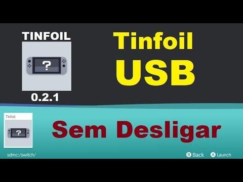 Tinfoil Switch