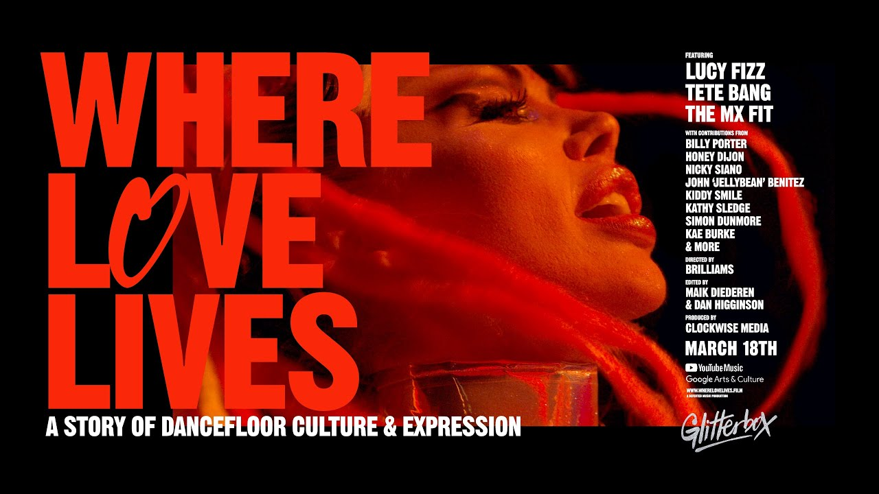 Download Where Love Lives…. Coming March 18th