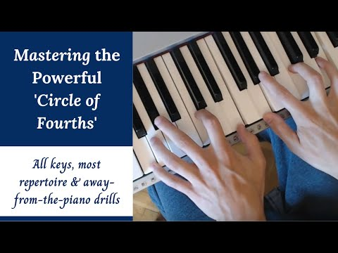 Power of the Circle of 4ths & Chord Progressions | Repertoire Acquisition