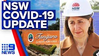 Coronavirus: Sydney's mystery school outbreak, NSW South Coast cases | 9News Australia