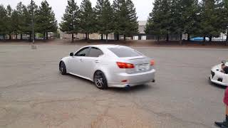 Lexus IS250 Drift!!!