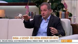 Budai Gyula a Szeviép-ügyről: ˝Ki kéne állni és azt kellene mondani, hogy hibáztunk˝
