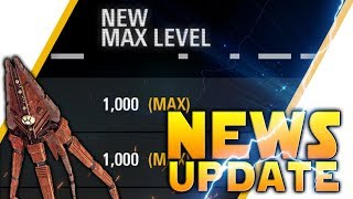 NEWS UPDATE: Level Increase To 1000! VO-Wheel,  Kamino CS Map & More - Battlefront 2