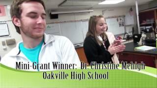 OHS Mehlville Oakville Foundation Mini Grant Prize Patrol Dr  Christine Mehigh Thumbnail