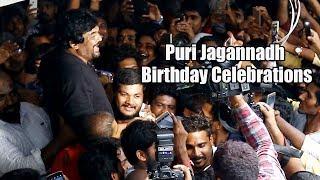 Puri Jagannadh Birthday Celebrations - Fans Hungama