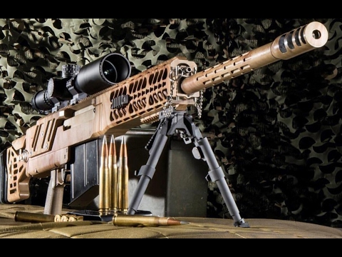 Top 10 Most Powerful Guns in the World - YouTube