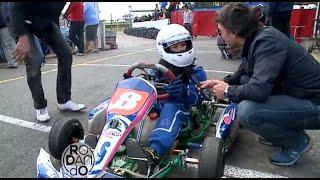 Del karting a la formula 1