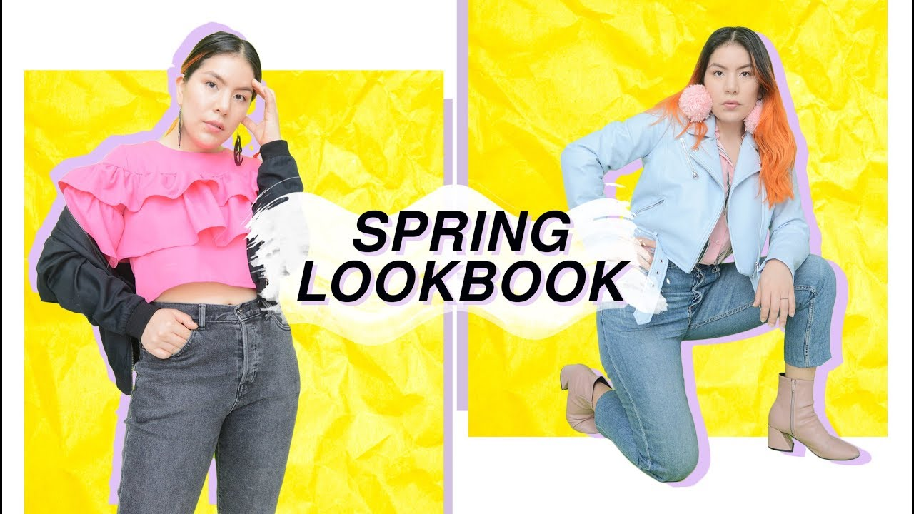 Spring Lookbook 2018 | Create an outfit with a statement piece!
