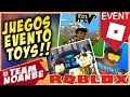 Nuevo Evento TOYS Roblox: Leyendas del Valle y Innovation Artic Base