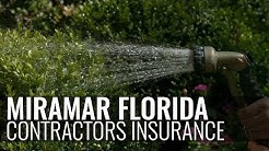 Contractors Insurance Miramar Fl - 1-800-998-0662