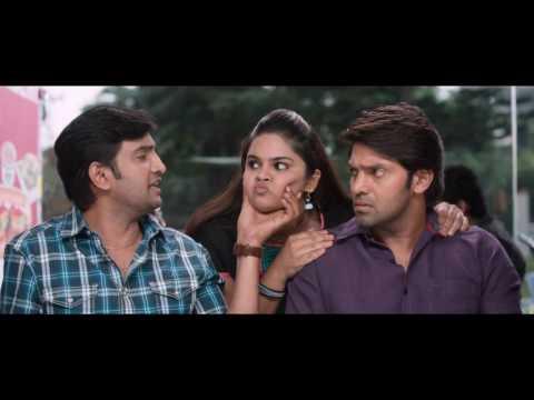Best Santhanam Comedy   Vasuvum Saravananum Onna Padichavanga 2015