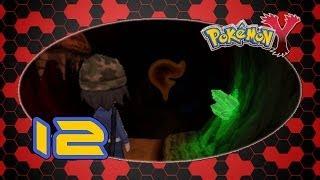 Pokemon Y ITA [Parte 12 - Grotta dei Bagliori]