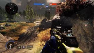 Titanfall2 high ping (lag) G2 PvP 33 kill 4 death