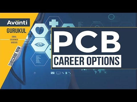 PCB Career Options | Opportunities For Students In Taking Medical Stream