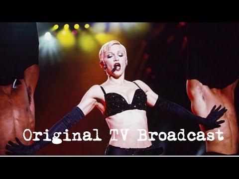 Madonna The Girlie Show Live In Sydney, Australia - HBO