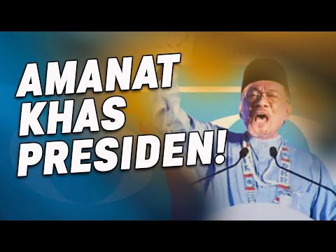 Amanat Khas Presiden!