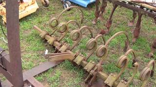 Farm Equipment at RJO Equipment Sale