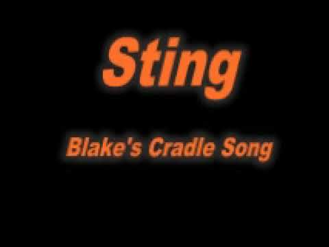 Sting Blakes Cradle Song