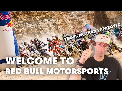 Welcome to the New Red Bull Motorsports Channel.