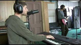 Coldplay - Up In Flames (The Pharos live studio cover)