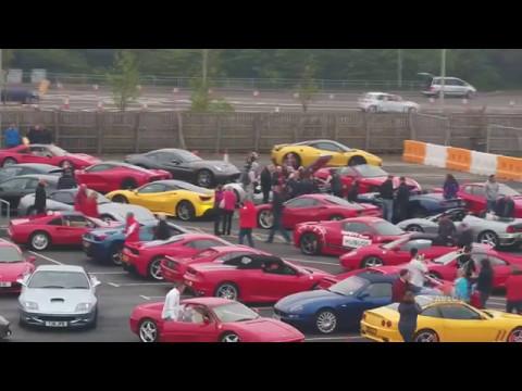 Ferrari Owners Club GB Celebrate 50th Anniversary