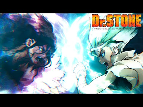 Dr. STONE Season 2 Stone Wars | Official Trailer