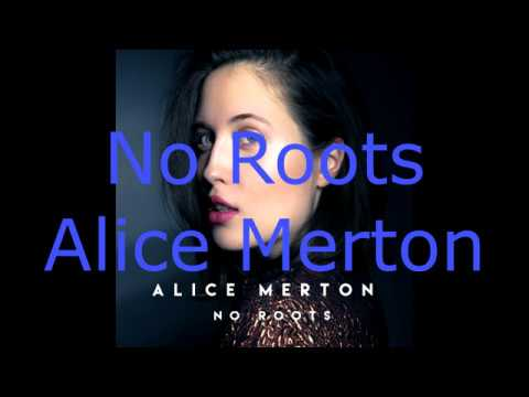 Alice Merton  No Roots Orginal Lyrics