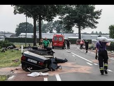In Car Crash