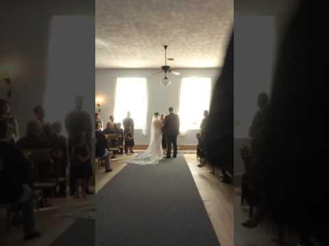 Burgher-Yunek Wedding 10/22/2016