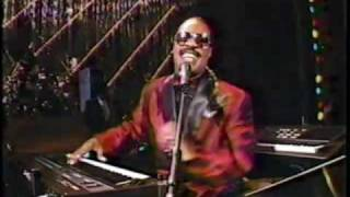 Stevie Wonder -  Part Time Lover (LIVE!) 1986
