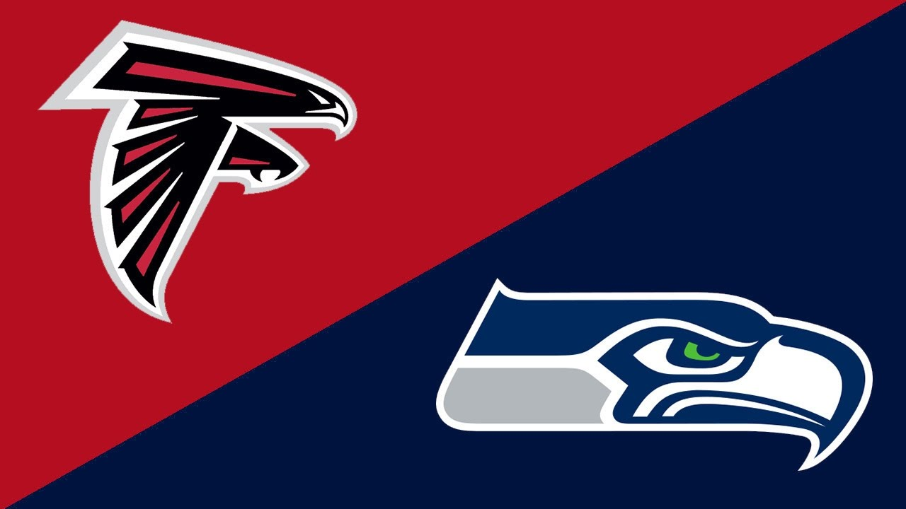 Image result for Atlanta Falcons vs. Seattle Seahawks
