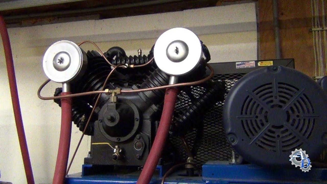 Quieting Air Compressor: How to Make A