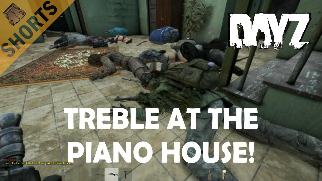 Berenzino Piano House Hell : dayz - reddit.com