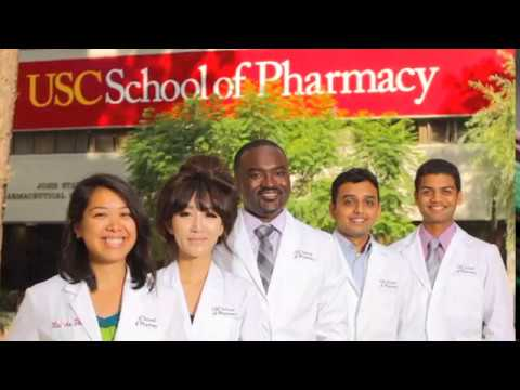 USC School of Pharmacy: Boldly First