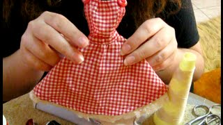 asmr doll clothing store roleplay