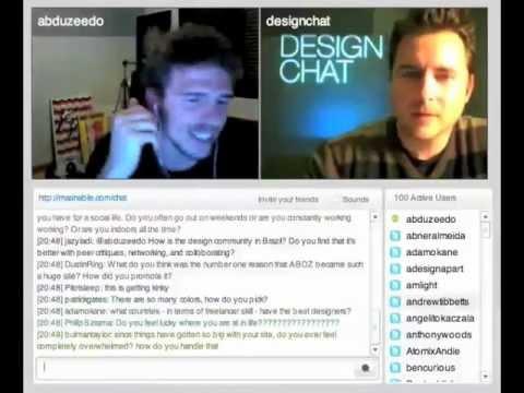 Abduzeedo's Founder, Fabio Sasso - DesignChat Ep. 20