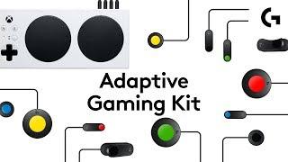 Logitech G Adaptive Gaming Kit