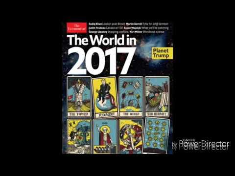 "Simbología oculta sobre ESPAÑA en la portada de ""the enomisst"" 2017"