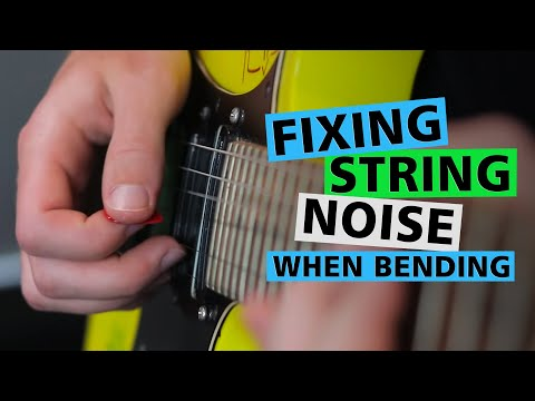 Removing STRING NOISE From Your BENDS & Vibrato | TMT