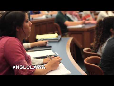 NSLC visits Yale Law School