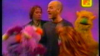 REM & Muppets - Furry happy monsters