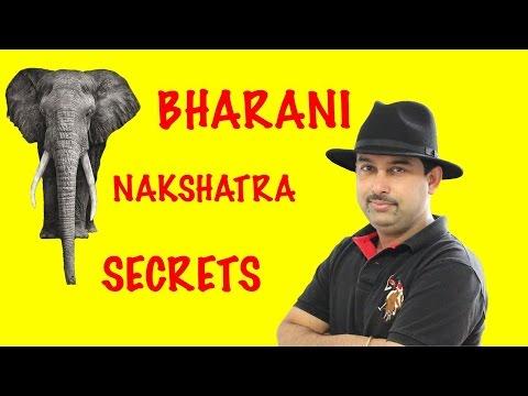 BHARANI NAKSHATRA SECRETS