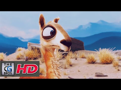 "CGI 3D Animated ""Classic"" HD ""Caminandes: Gran Dillama"" - by Blender Foundation"