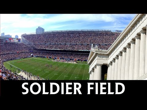 Soldier Field - Chicago Bears (NFL)