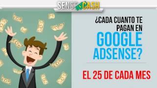 Que es Adsense y Como Funciona 2015 - 2018 | $5000 Ganados con Adsense