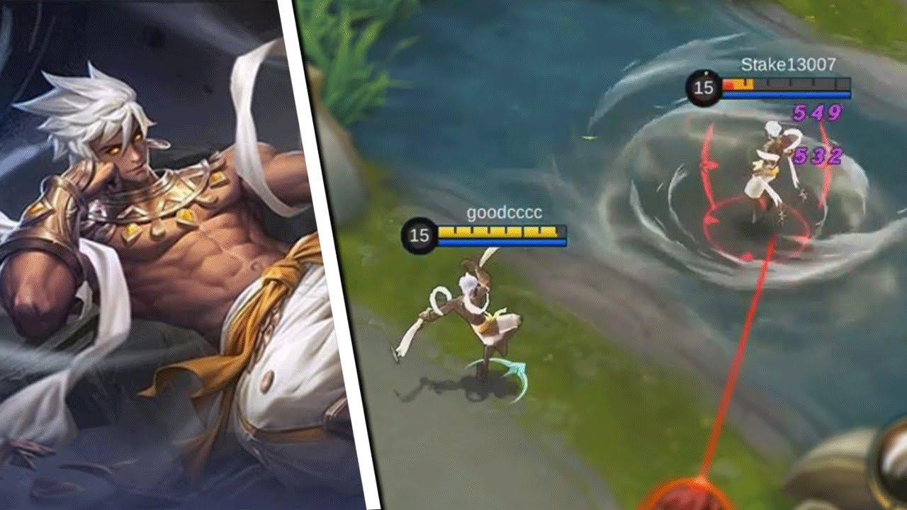 New Hero Vale Gameplay Skills Mobile Legends