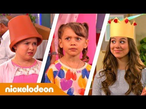 Грозная семейка | Образ героини... ???? | Nickelodeon Россия