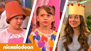 Грозная семейка | Образ героини... 🤔 | Nickelodeon Россия