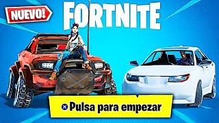 FILTRADA la FECHA de la *NUEVA ACTUALIZACIÓN 13.30* Y COCHES EN FORTNITE