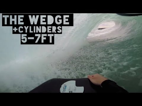 Download Youtube: The Wedge / Cylinders POV  5-7 ft | GoPro